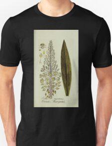 Plantarum Indigenarum et Exoticarum - Lukas Hochenleitter und Kompagnie 1788 - 055 Unisex T-Shirt