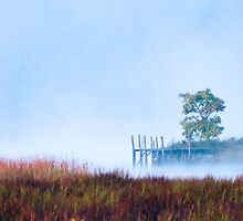 Clouded Morning by JoeGeraci