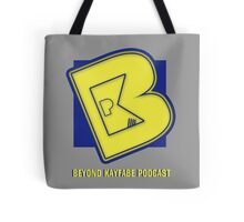 Beyond Kayfabe Podcast - The New Generation V.2 Tote Bag
