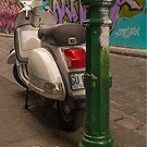 Alley Scooter by Darren Freak