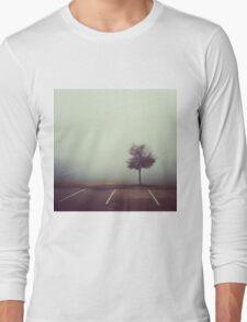 Misty Tree Long Sleeve T-Shirt