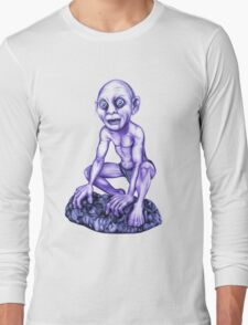 Gollum - Lord of the Rings Long Sleeve T-Shirt