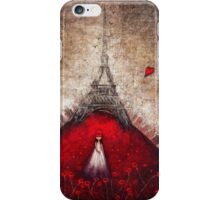 Love in Paris iPhone Case/Skin