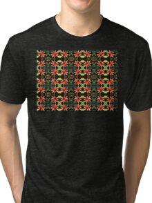 Burchellia bubalina motif Tri-blend T-Shirt