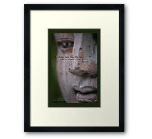 Human Shining Light  © Vicki Ferrari Framed Print