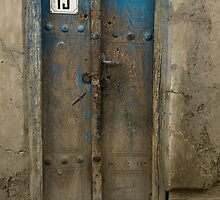 Nr. 15 (Bukhara) by Marjolein Katsma