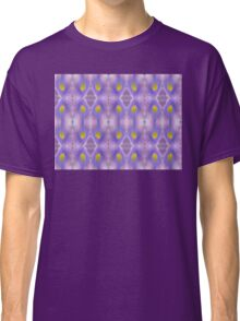 Water hyacinth motif Classic T-Shirt