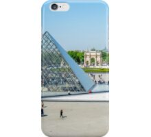 Louvre From Above iPhone Case/Skin