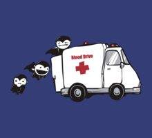 Blood Drive Vampires Funny TShirt Epic T-shirt Humor Tees Cool Tee by maikel38