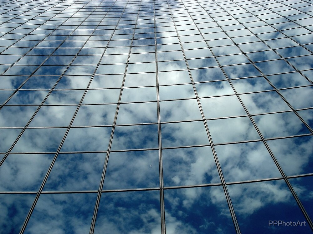 Mirrored Clouds by PPPhotoArt