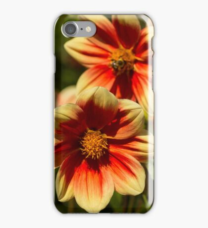 Dahlia Tandem iPhone Case/Skin