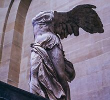 Winged Victory of Samothrace by PatiDesigns
