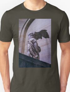 Winged Victory of Samothrace Unisex T-Shirt