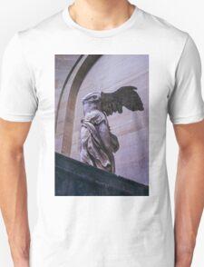 Winged Victory of Samothrace Unisex T-Shirt