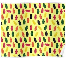 Jelly Babies Poster