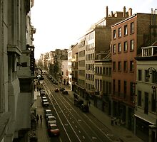 Sunday morning in Brussels by dimpdhab