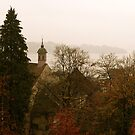 Autumn in Luzern by dimpdhab