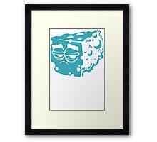 Blue Cheese Funny TShirt Epic T-shirt Humor Tees Cool Tee Framed Print