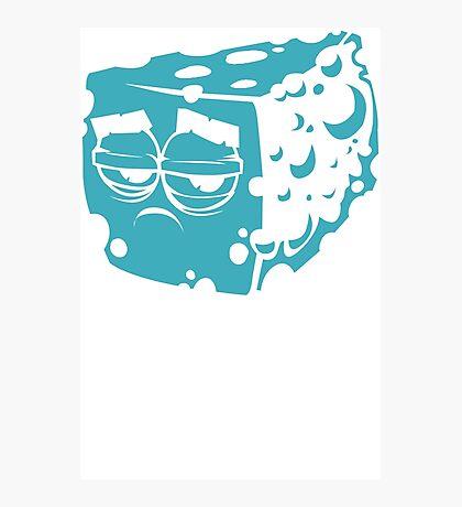 Blue Cheese Funny TShirt Epic T-shirt Humor Tees Cool Tee Photographic Print