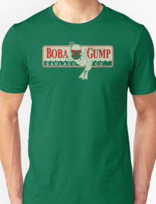 Boba Gump Funny TShirt Epic T-shirt Humor Tees Cool Tee Unisex T-Shirt