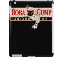 Boba Gump Funny TShirt Epic T-shirt Humor Tees Cool Tee iPad Case/Skin
