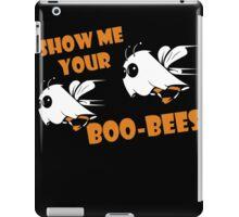 Boo Bees Funny TShirt Epic T-shirt Humor Tees Cool Tee iPad Case/Skin