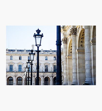 Paris Lantern  Photographic Print