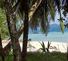 Beach on Seychelles by BrandonHot