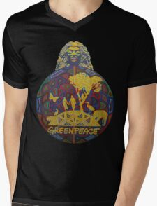 gaia - 2010 as tshirt Mens V-Neck T-Shirt