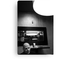 Bruce Willis? Canvas Print