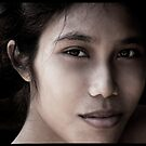 Sumbanese Woman by tomcelroy