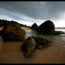 Nihiwatu Beach.  Sumba Indonesia by tomcelroy