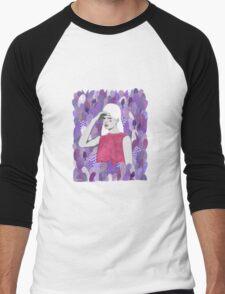 Dalila Men's Baseball ¾ T-Shirt