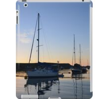 Tranquil Anchorage iPad Case/Skin