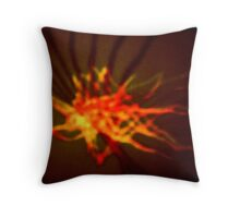 The Fire Bird Throw Pillow