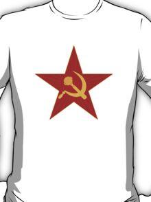 Portafilter and Sickle T-Shirt