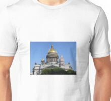 St Isaacs Cathedral Unisex T-Shirt