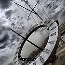 Sundial  by Karen Martin