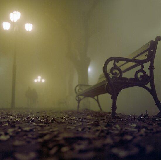 Sinking into oblivion by Alex Iacob