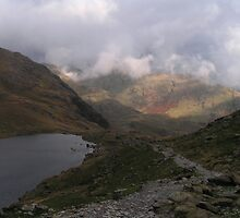 Coniston - Lake District by Kat Simmons