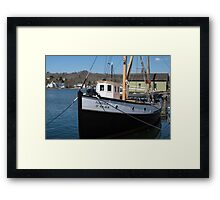 Don't Forget Florence Framed Print
