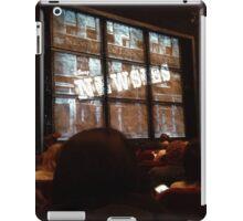 Newsies Curtain iPad Case/Skin