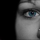 Angel eyes by MehrajAnik