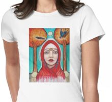 The Seeker tee Womens Fitted T-Shirt