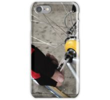 Cycling the Tire  iPhone Case/Skin