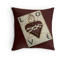 Ode to a Woman Throw Pillow