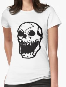 Oh The Horror! 4 Womens Fitted T-Shirt