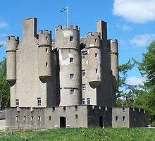 Braemar Castle by JJsEscape