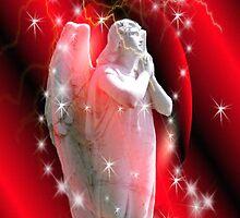 I Wish You Love Angel by Marie Sharp