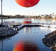 Disney Hot Air by triciamary